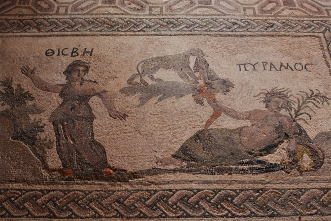 Mosaic Paphos Edited 2